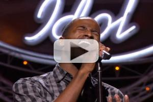 VIDEO: The Men Continue the Battle on AMERICAN IDOL's Hollywood Round