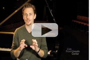 STAGE TUBE: Inside Live From Lincoln Center's RAPID FIRE: RING THEM BELLS