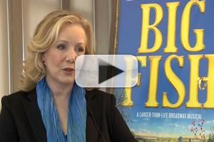 STAGE TUBE: Susan Stroman & More Talk BIG FISH!