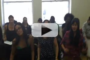 STAGE TUBE: IN THE HEIGHTS Concert Cast in Rehearsal!