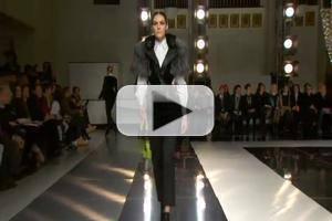 VIDEO: Jason Wu F/W 2013/2014 Fashion Show