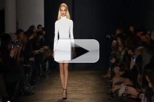 VIDEO: Cushnie et Ochs F/W 2013 Fashion Show
