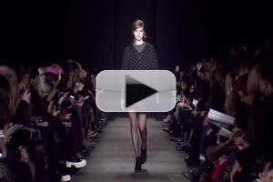 VIDEO: Rag & Bone F/W 2013 Fashion Show