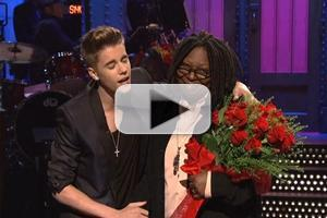 VIDEO: Justin Bieber's 'Romantic' SNL Opening Monologue