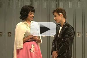 VIDEO: SNL & Justin Bieber Do GREASE