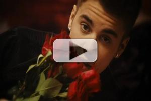 VIDEO: Justin Bieber's 'Sexy' Valentine's Day Message