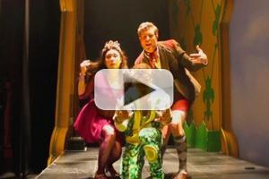 BWW TV Exclusive: Curtis Holbrook & FROG KISS Release 'Hop' Parody!