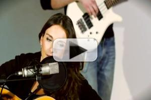 VIDEO: Madalena Alberto Performs 'Forever Strange'
