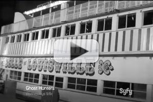 VIDEO: Sneak Peek - Syfy's GHOST HUNTERS, GOLD MINE & STRANDED