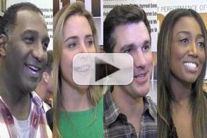 BWW TV: Chatting with the RAGTIME Concert Cast- Norm Lewis, Kerry Butler, Matt Cavenaugh, Patina Miller & More!