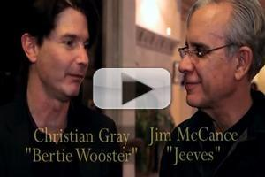 STAGE TUBE: Opening Night at First Folio Theatre's JEEVES TAKES A BOW