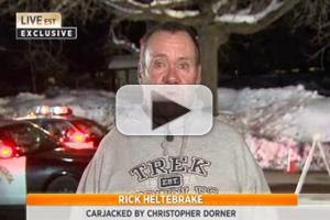 VIDEO: Carjack Victim of CA Cop Killer Tells His Story on TODAY