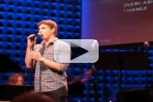 STAGE TUBE: Overcash & Change at Joe's Pub With Taylor Louderman, Richard H. Blake, Derek Klena and More!
