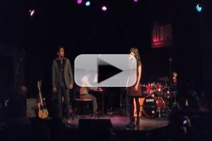STAGE TUBE: Sneak Peek - Ali Ewoldt and Adam Jacobs' A HEART FULL OF LOVE Concert at Town Hall