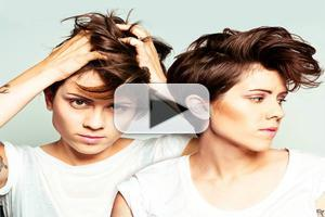 VIDEO: Tegan and Sara Perform 'Closer' on ELLEN