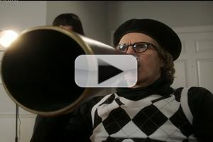 VIDEO: Sneak Peek - 'Larry Bird Presents an Oscar -Winning Film' On THE NEIGHBORS