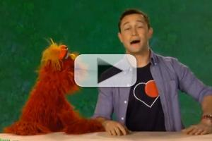 VIDEO: Sneak Peek - Joseph Gordon-Levitt Guests on SESAME STREET
