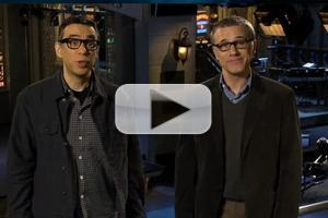 VIDEO: Host Christoph Waltz in Promo for This Week's SNL