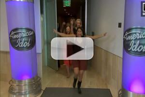 VIDEO: AMERICAN IDOL's Hollywood Round - The Girls Perform!