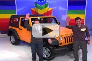 VIDEO: Sneak Peek - Nick & Drew Lachey & More on PRICE IS RIGHT 'Celebrity Week'