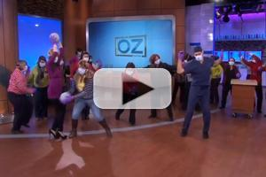 VIDEO: Dr. Oz Gets Down with 'The Harlem Shake'