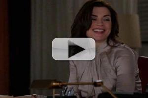 VIDEO: Sneak Peek - 'Red Team/Blue Team' Episode of CBS's THE GOOD WIFE