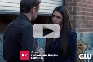 VIDEO: First Look - THE VAMPIRE DIARIES' 'Stand By Me,' Airing 2/21