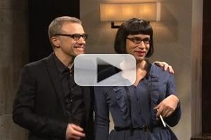 VIDEO: SNL Presents Fred Armisen as the Unsettling 'Regine'