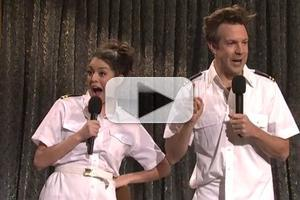 VIDEO: SNL's 'Stranded Cruise Ship' Cold Opening
