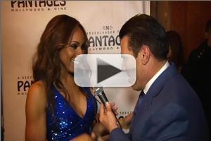 BWW TV EXCLUSIVE: Constantine Maroulis, Deborah Cox, Frank Wildhorn and More at JEKYLL & HYDE's Pantages Theatre Opening in LA!