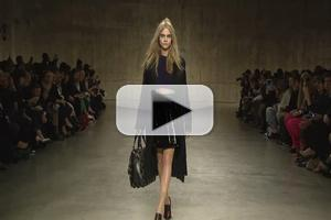 VIDEO: Topshop Unique's AW13 London Fashion Week Show