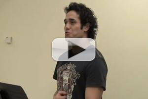 STAGE TUBE: Adam Jacobs, Ali Ewoldt Rehearse for A HEART FULL OF LOVE Concert
