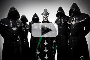 VIDEO: Ghost B.C. Debuts Music Video For SECULAR HAZE