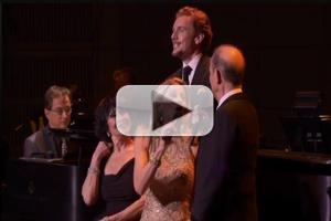STAGE TUBE: Miss RING THEM BELLS! Kander & Ebb Celebration? Watch it Here - Chita, Joel, Jason & Marin!