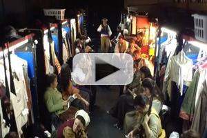 STAGE TUBE: Andrew Varela and the LES MIS SHAKE