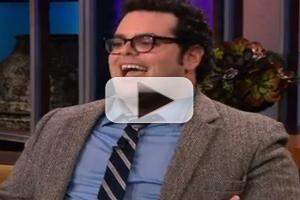 VIDEO: Josh Gad 'Auditions' for STAR WARS Film on Jay Leno