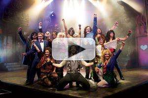 STAGE TUBE: ROCK OF AGES Ask For Votes For Oliviers Audience Award!