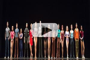 STAGE TUBE: Behind The Scenes With The Cast Of A CHORUS LINE!