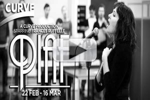 STAGE TUBE: First Look at Rehearsals of PIAF, Starring Frances Ruffelle, at the Curve