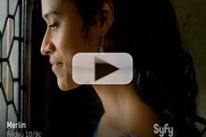 VIDEO: First Look - Tomorrow's All New MERLIN on Syfy