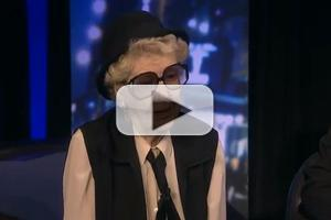 STAGE TUBE: Elaine Stritch Celebrates 88th Birthday on THEATER TALK!