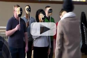STAGE TUBE: Inside Rehearsals for Choral Chameleon and NY Theatre Barn's TAMAR OF THE RIVER