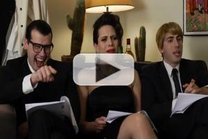 VIDEO: Above Average's REJECTED PITCHES Oscar Special, Feat. Fred Armisen
