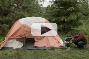 VIDEO: Sneak Peek - ABC's THE NEIGHBORS Go Camping