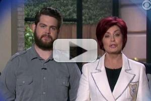 VIDEO: Sharon & Jack Osbourne CBS Cares MS PSA