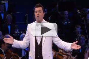 STAGE TUBE: Can't Wait for Seth MacFarlane at the Oscars? Watch Him Perform from THE MUSIC MAN in BBC Proms 2012!