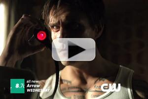 VIDEO: First Look - Next Week's New Episode of The CW's ARROW