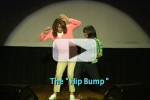 VIDEO: Jimmy Fallon & Michelle Obama Present 'The Evolution of Mom Dancing'