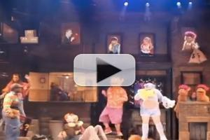 STAGE TUBE: AVENUE Q Does the 'Harlem Shake'