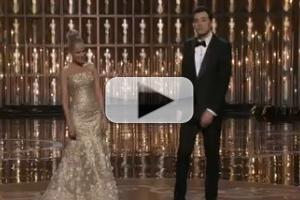 VIDEO: Kristin Chenoweth, Seth MacFarlane Close Out OSCARS